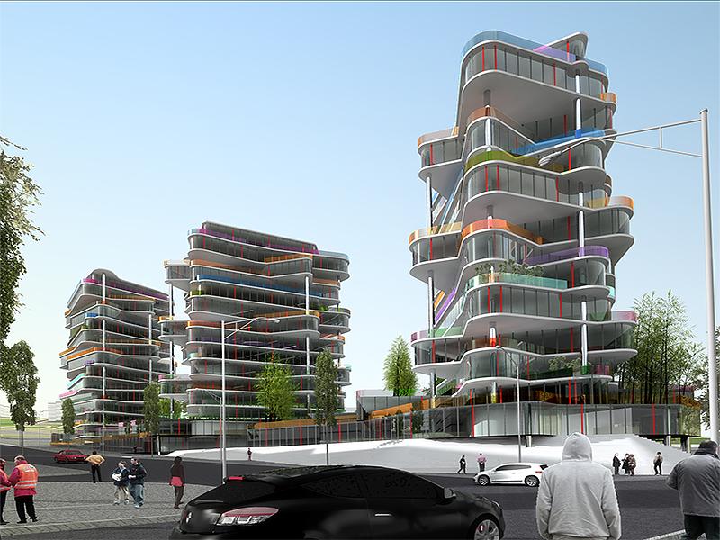 Galerie de rendus 3D, ArchiCAD, Artlantis, Sketchup: www.abvent.com/community/galeries