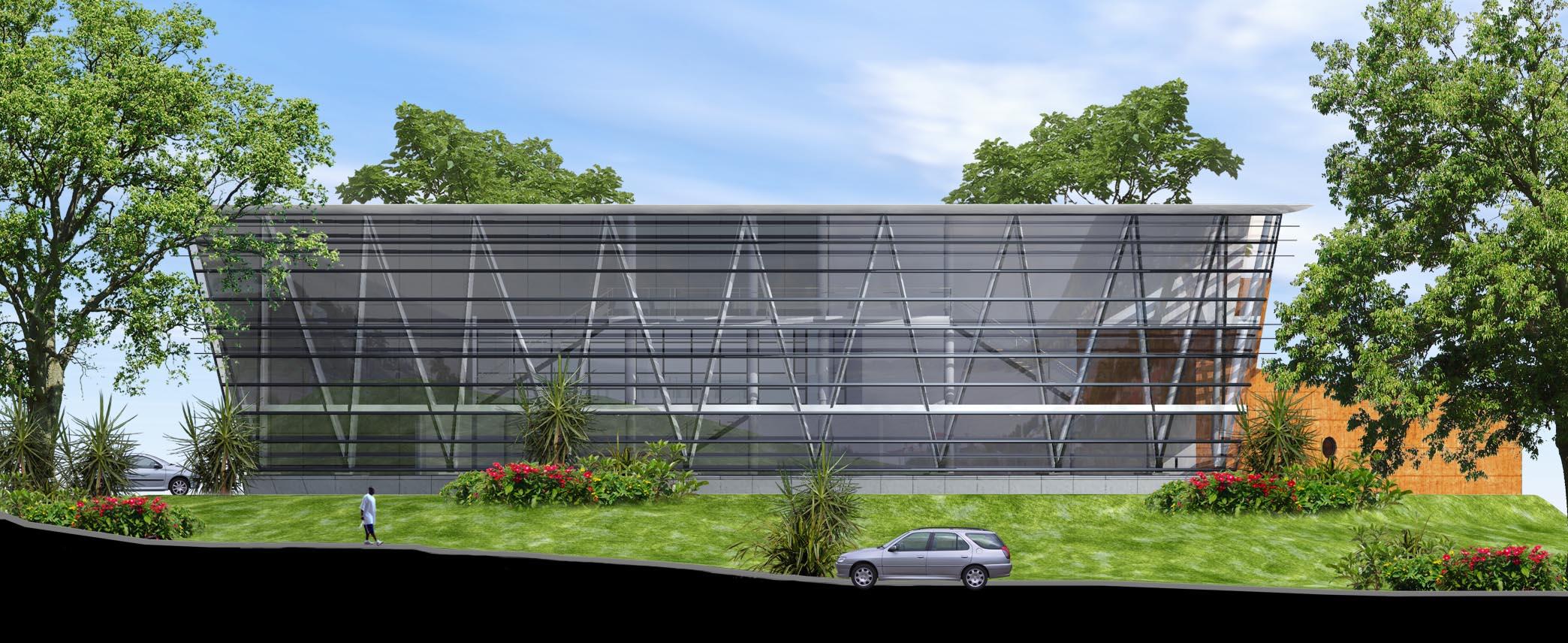 abvent 3d architecture design. Black Bedroom Furniture Sets. Home Design Ideas