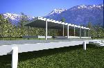 Re: Farnsworth house Mies Van